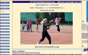 tennisvereniging De Balk Zaandam