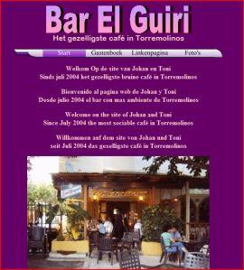 Bar Elguiri Torremolinos niet meer online